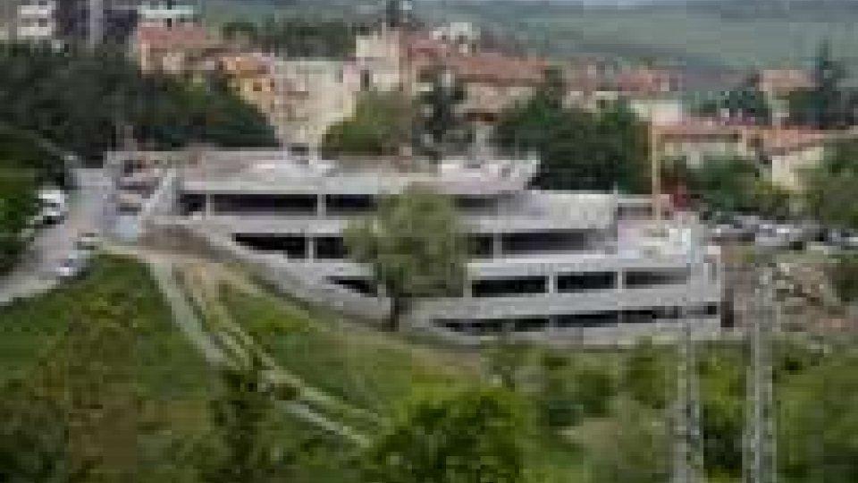 Firmato l'accordo per il parcheggio dell'ospedale