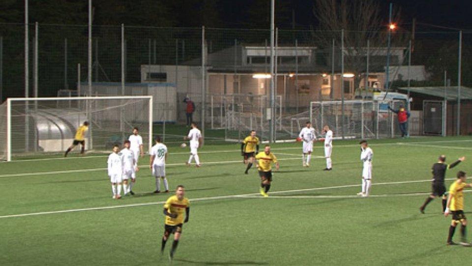 Folgore-CosmosCoppa Titano: remuntada Folgore, 5-0 alla Cosmos e semifinale