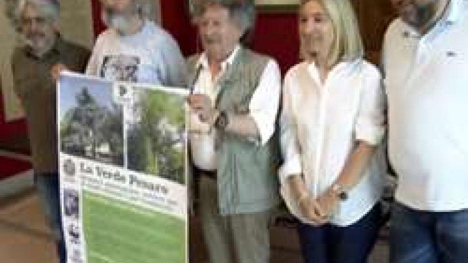 """progetto per il verde urbanoAmbiente; """"La verde Pesaro"""" progetto per il verde urbano"""