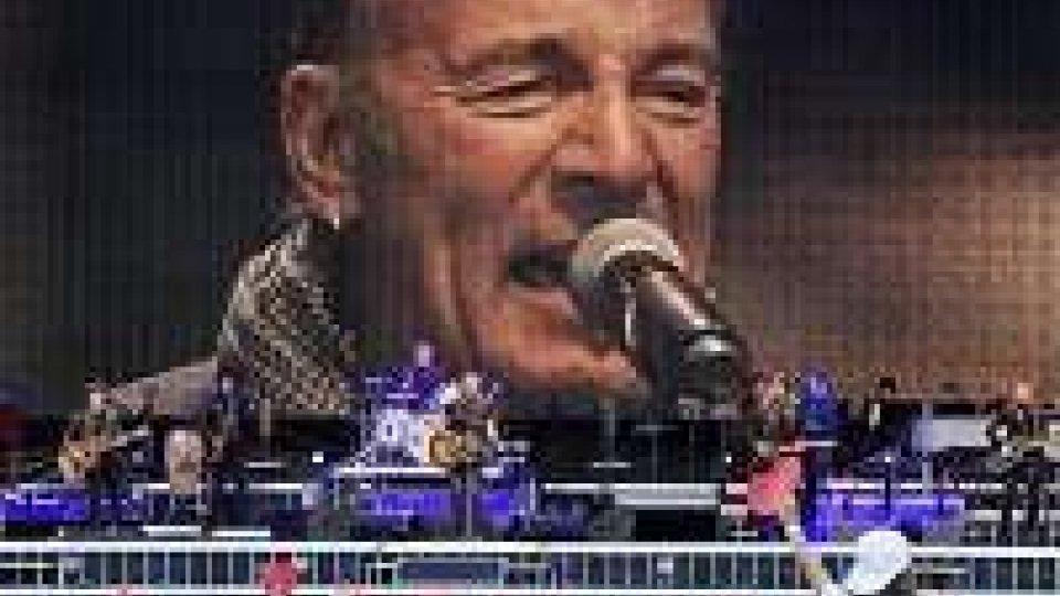 Bruce Springsteen debutta a Broadway