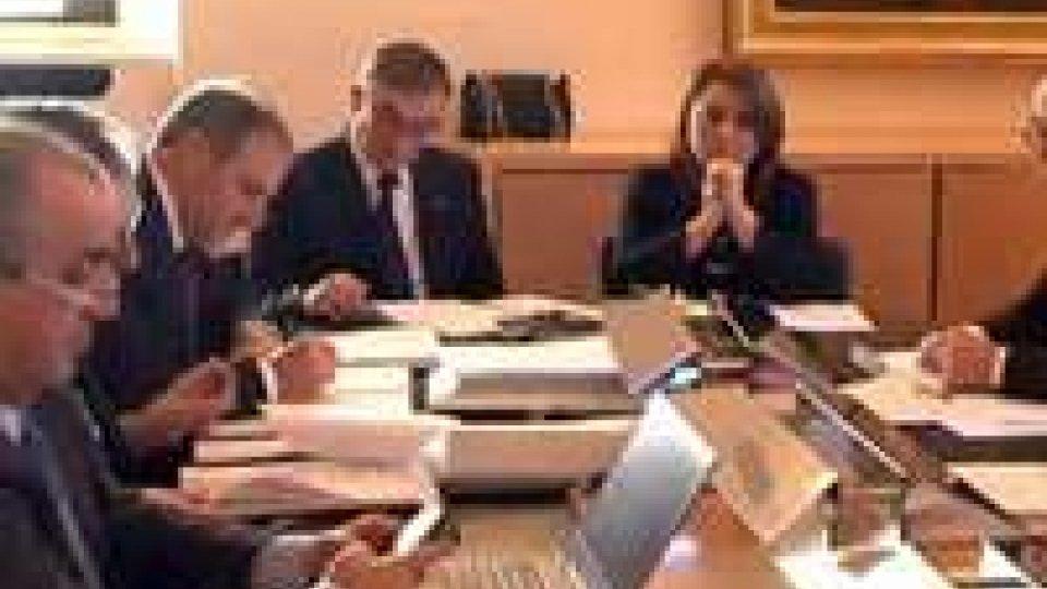 Congresso di Stato: via libera al decreto sviluppoCongresso di Stato: via libera al decreto sviluppo