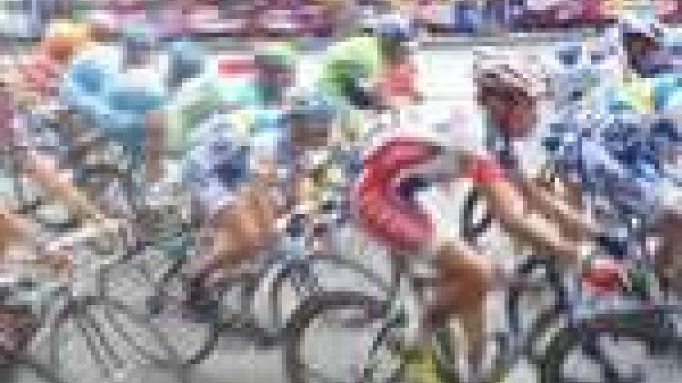 Ciclismo: Gran Premio Piemme. Bartolini sul gradino più alto del podio
