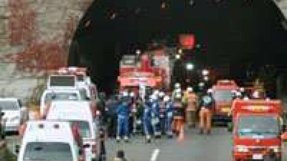 Giappone: crolla tunnel autostrada. Numerose vittime