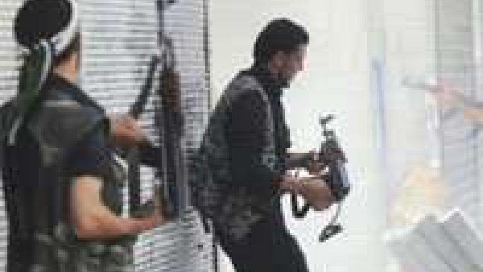 Siria: ancora combattimenti ad Aleppo