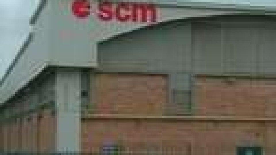 SCM, continua la crisi: 530 posti in meno