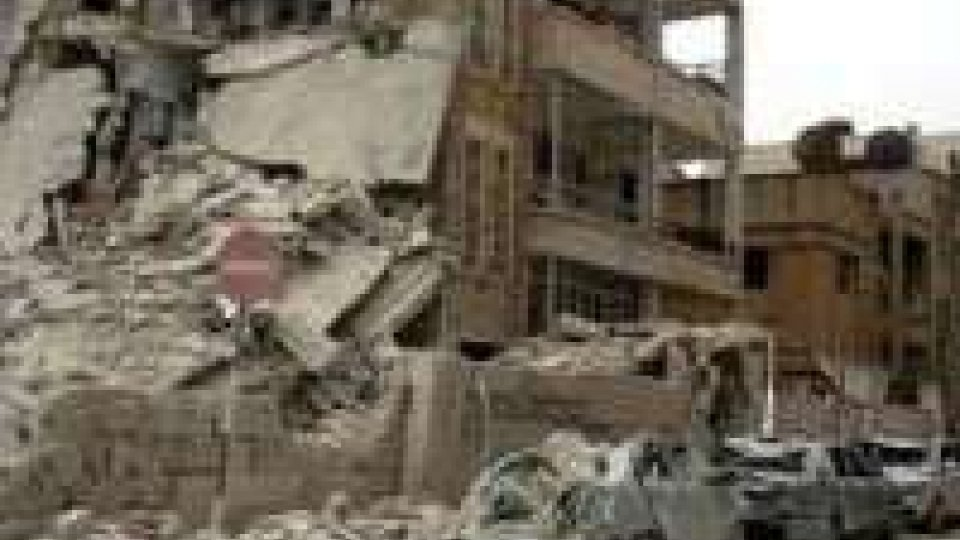 Siria, esplosioni a Idlib e disordini a Damasco