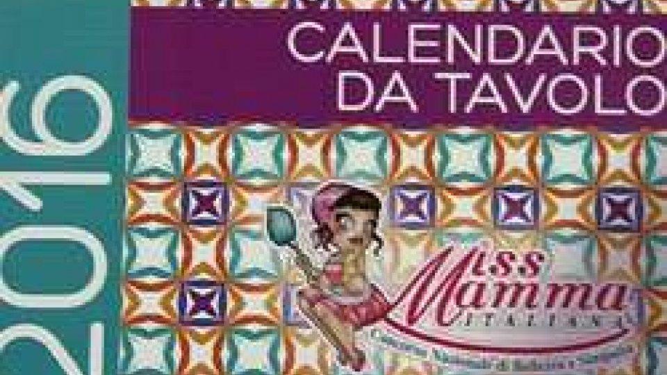 Miss Mamma italiana 2015: presentato a Fiorentino il calendario