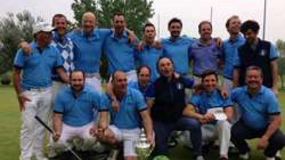 Golf, San Marino strappa a Rimini la Ryder Cup