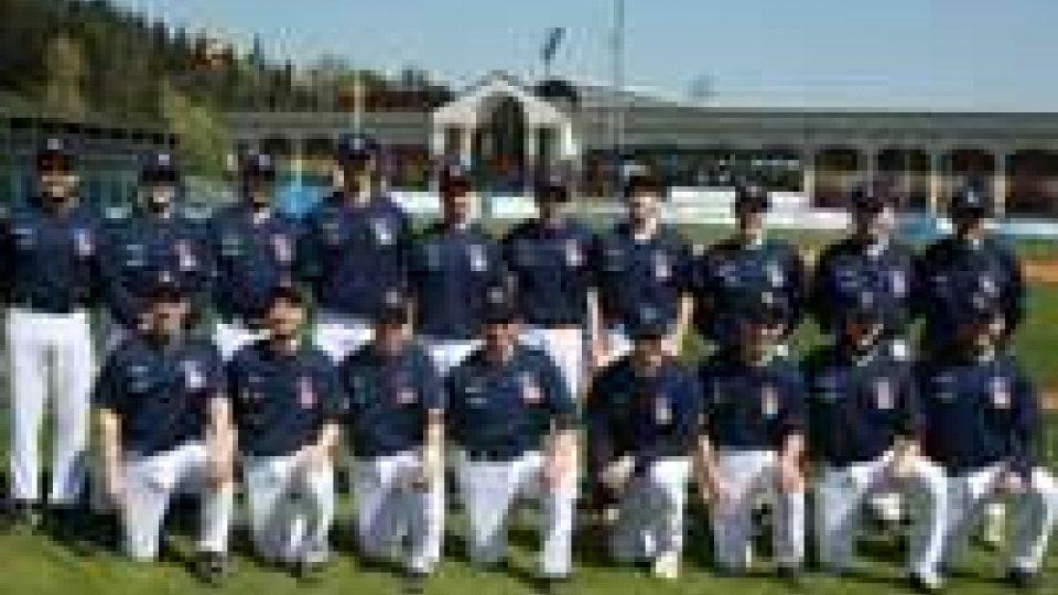 Baseball: esordio positivo in Coppa Italia serie C per Riccione 2012