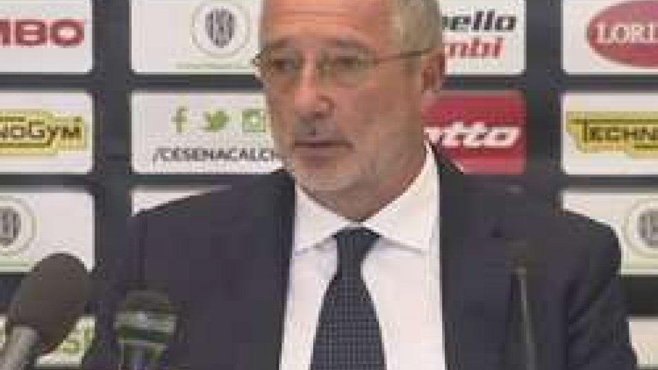 Giorgio LugaresiIl Cesena torna al lavoro