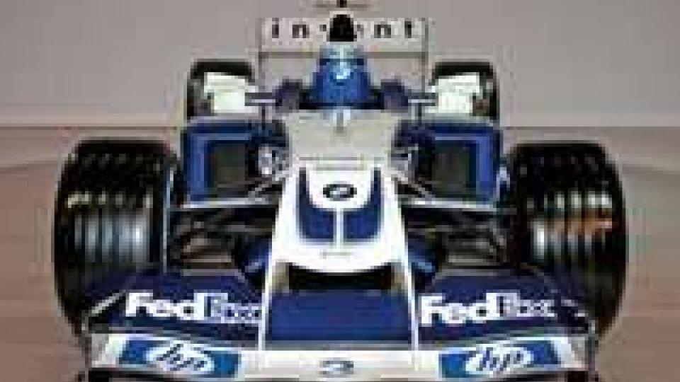 F1: Williams dal 2014 correrà con motore Mercedes