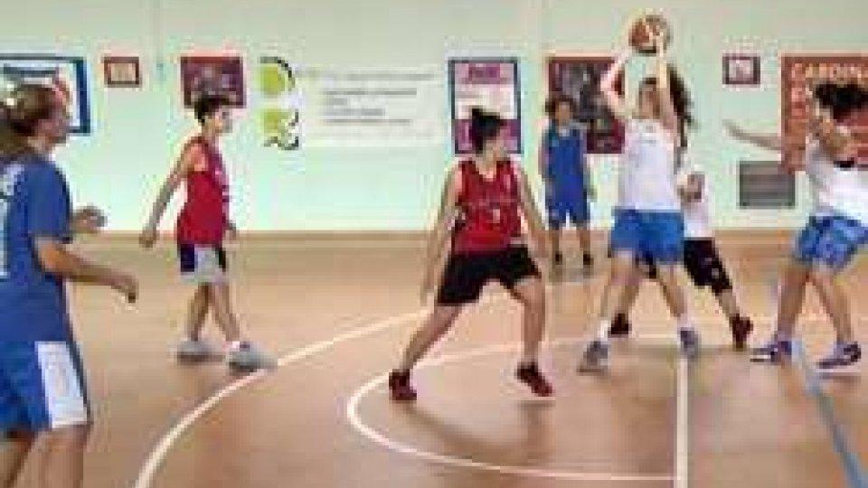Nazionale di basket femminile con atlete sordePesaro: la prima nazionale di basket femminile con atlete sorde agli Europei