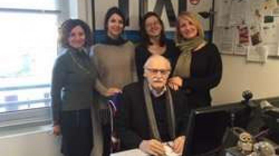 Responsabile area previdenza e assistenza USL incontra il dirigente Ital UIL a Roma
