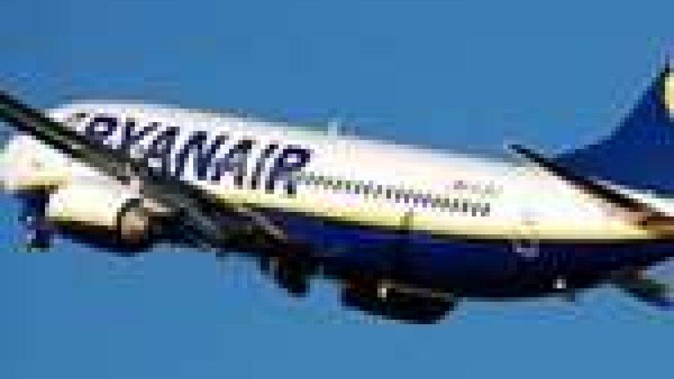 Rimini-Francoforte, Ryanair festeggia un anno