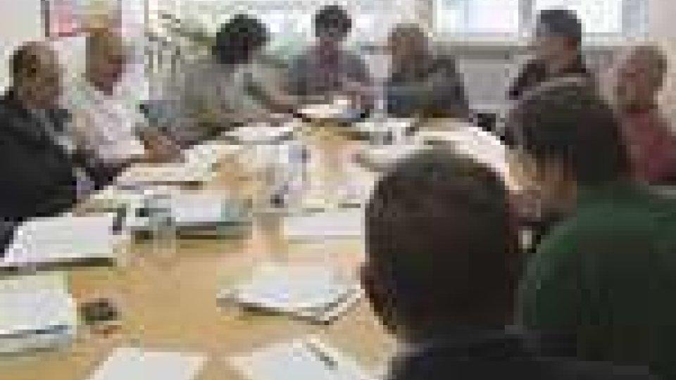 Il Segretario Podeschi incontra una delegazione di liberi professionisti