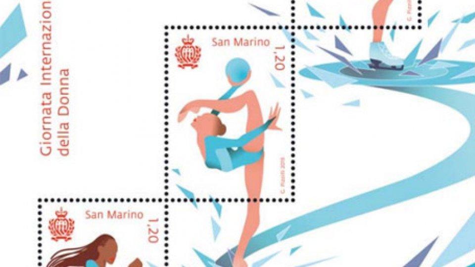 UFN comunicato emissione postale del 26/2/2019 - Giornata Internazionale della Donna