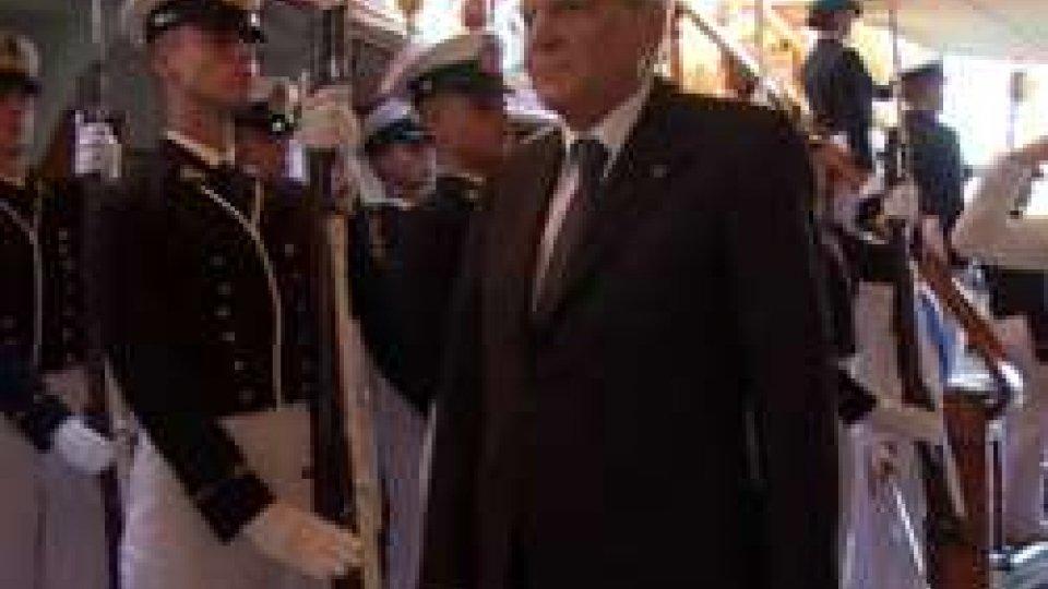 Il Presidente della Repubblica Mattarella, ha fatto visita alla Nave Scuola Amerigo VespucciCampagna addestrativa Nave Vespucci: Mattarella a bordo a Montreal