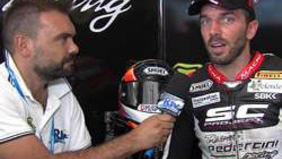 Alex De AngelisMondiale Superbike Misano, Gara 1: tripudio di emozioni e tripletta inglese