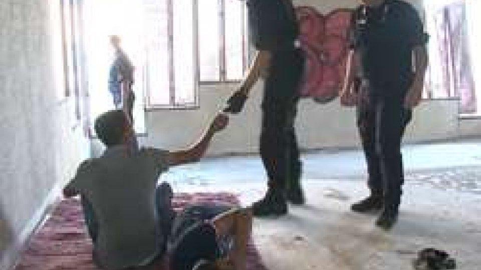 I controlli dei CarabinieriControlli anti degrado dei carabinieri di Riccione