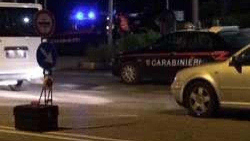 una dozzina di denunce nel fine settimana, il bilancio dei Carabinieri