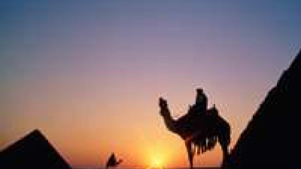 Sconsigliati i viaggi in Egitto