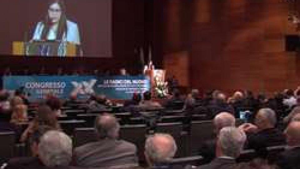 XX Congresso PdcsCongresso Pdcs: dalla base l'invito a fare squadra e ad ascoltare i cittadini