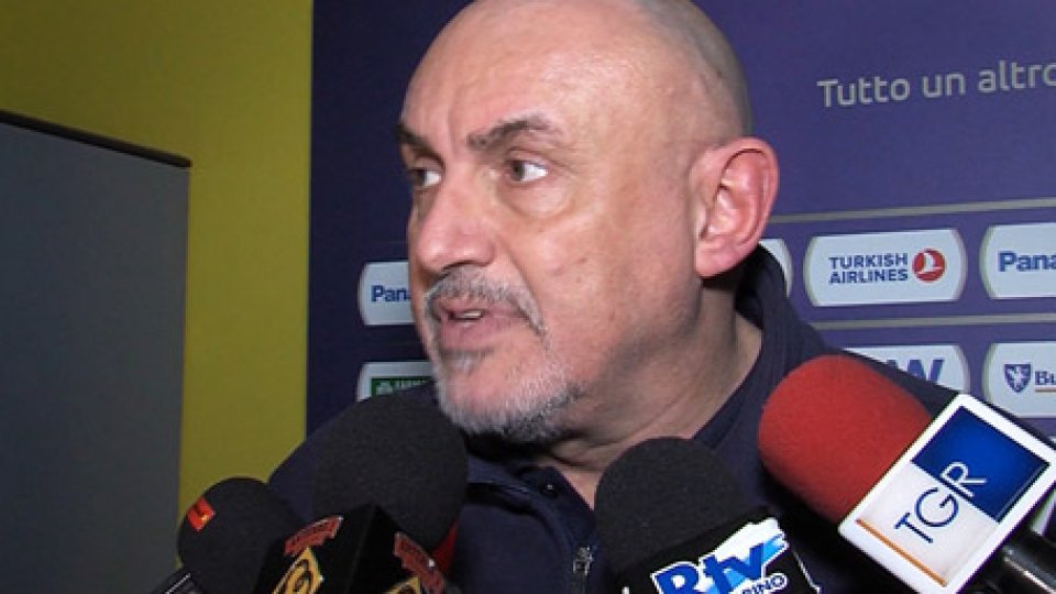 "Matteo BoniciolliVL Pesaro - Venezia, Boniciolli: ""Sarebbe stata una vittoria decisiva per la salvezza"""