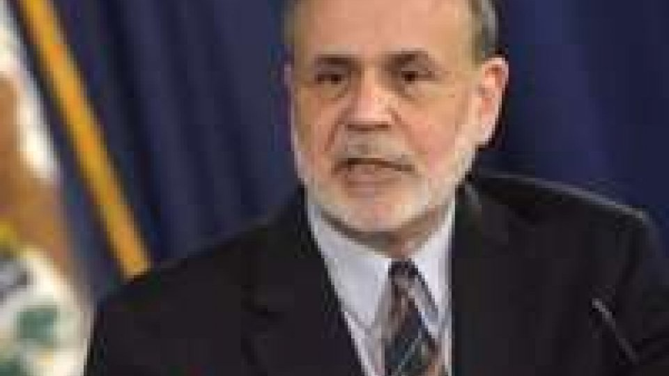 """Crisi, Bernanke: """"la situazione europea è complessa"""""""
