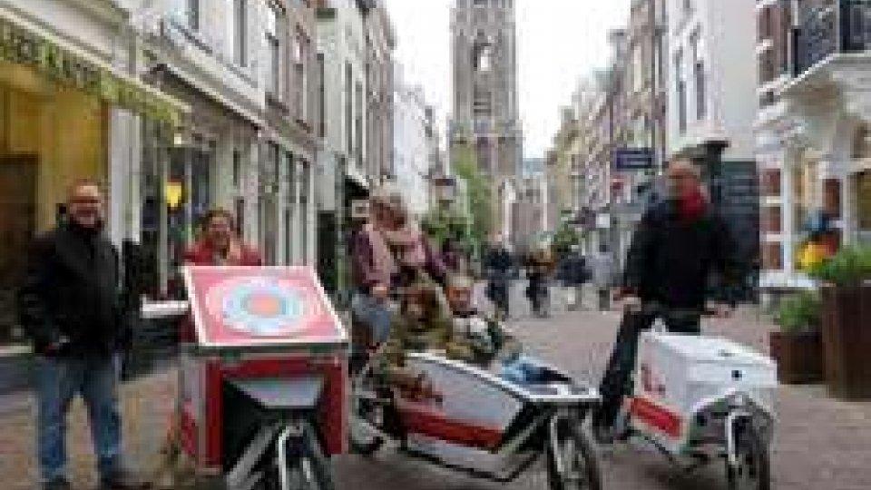 Anche Rimini tra le città europee innovative che sperimenteranno il cargo bike