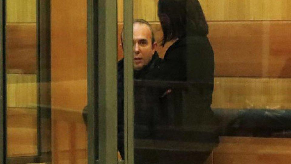 Michele Castaldo. Foto ansaOmicidio Olga Matei: Castaldo trasferito nella sezione protetta del carcere di Ferrara