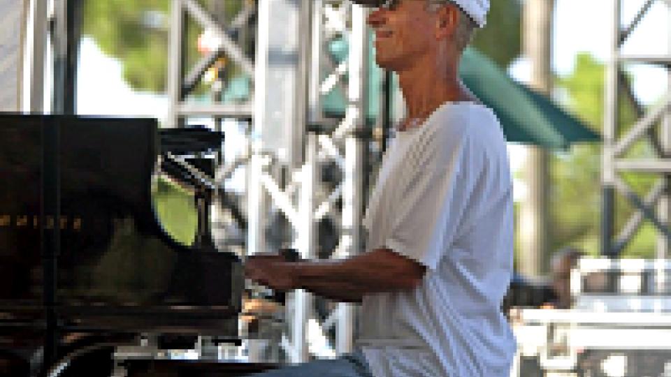 Keith Jarrett Leone d'oro alla carriera per la musica