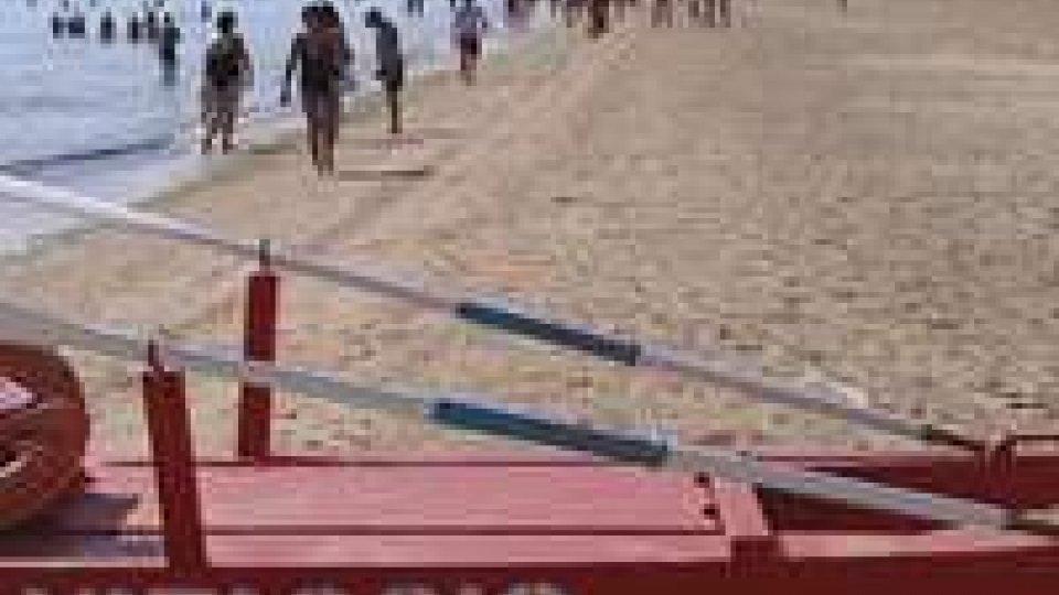 Finita la sperimentazione delle ronde anti abusivi sulla spiaggia di Rimini tutto è tornato come primaFinita la sperimentazione delle ronde anti abusivi sulla spiaggia di Rimini tutto è tornato come prima