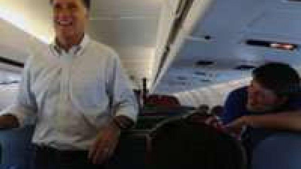 Addetto stampa Romney insulta giornalisti in Polonia