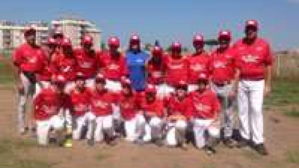 Baseball : San Marino Mundial