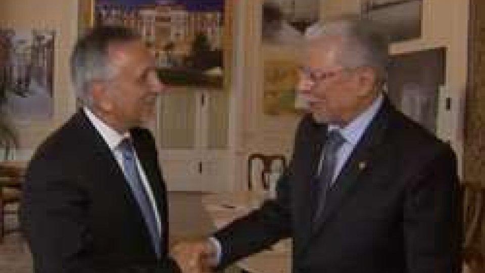 Meeting 2015: Il Segretario Valentini incontra il Ministro degli Esteri tunisinoMeeting 2015: Il Segretario Valentini incontra il Ministro degli Esteri tunisino