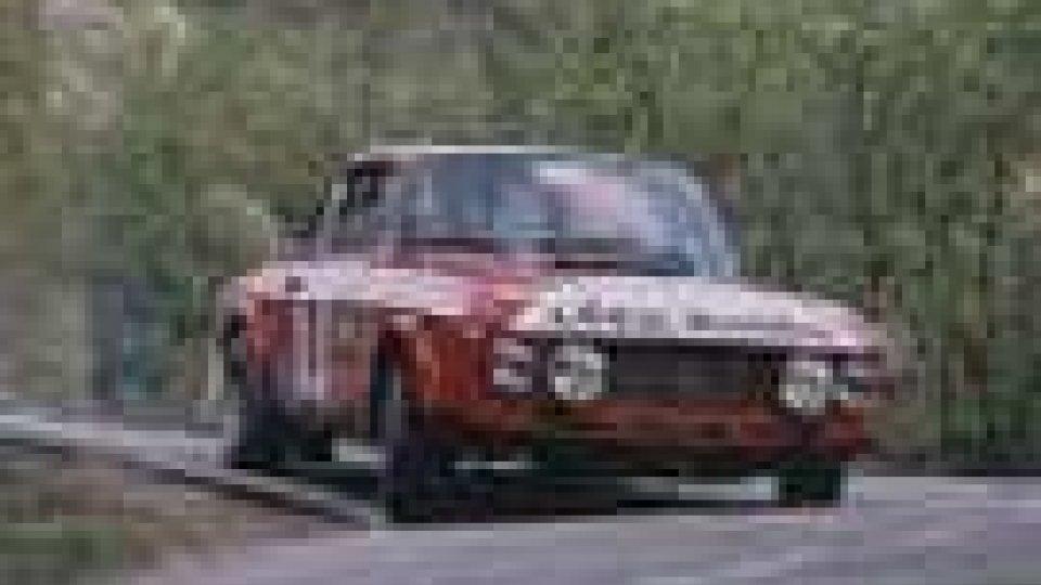 Rally Legend per le strade del Titano