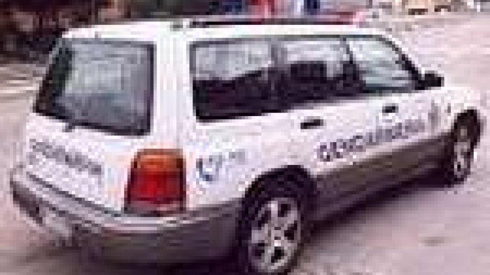 Auto della Gendarmeria