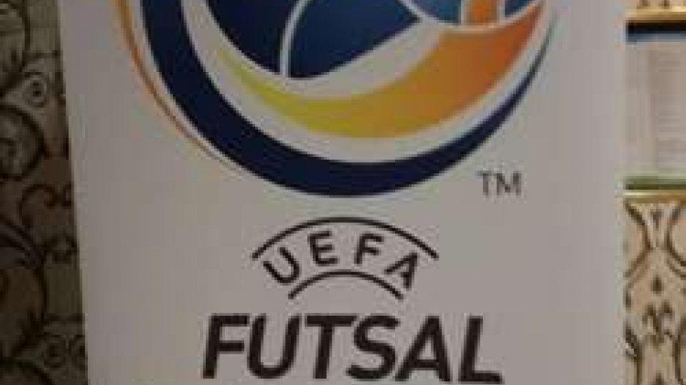 Futsal: la nazionale è in GallesFutsal: la nazionale è in Galles