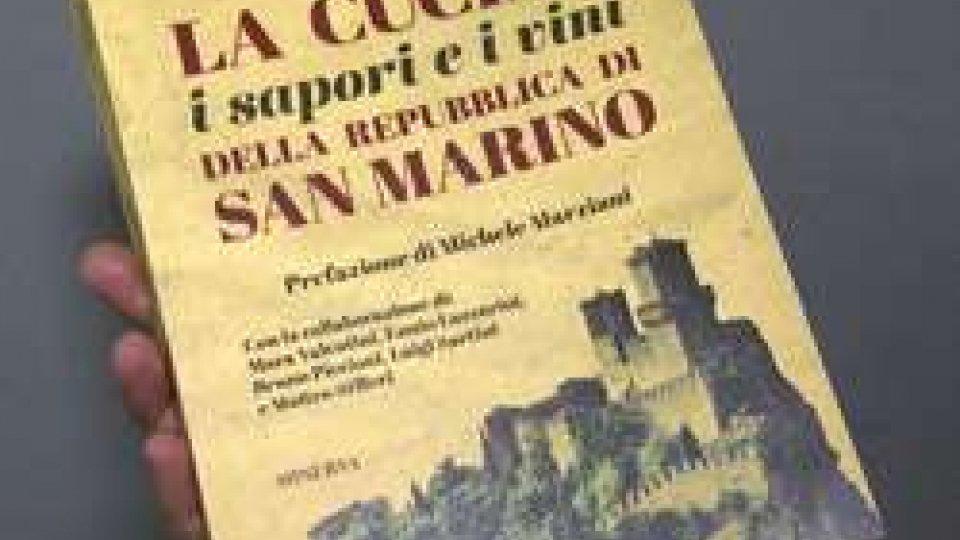 E' dedicato alla cucina, ai sapori e ai vini di San Marino l'ultimo libro di Graziano Pozzetto
