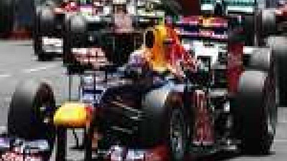 Formula 1: Webber trionfa a Montecarlo