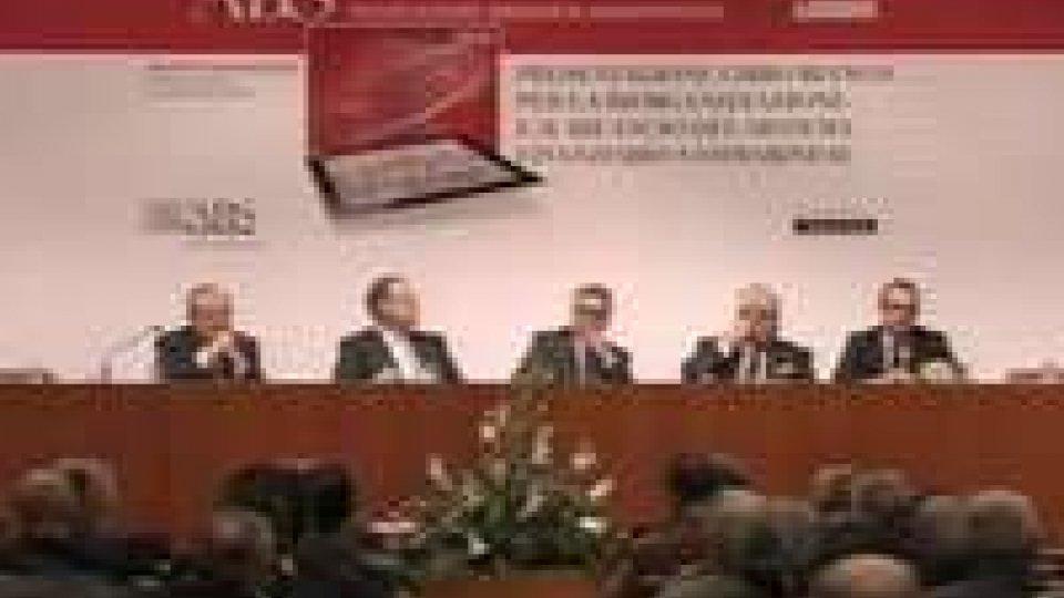 Nel libro bianco di ABS l'evoluzione del sistema San MarinoLa presentazione del Libro Bianco ABS