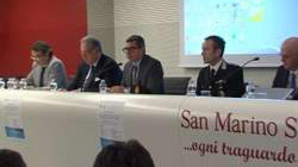 Manifestazioni sportive e ordine pubblico, convegno a San MarinoManifestazioni sportive e ordine pubblico, convegno a San Marino