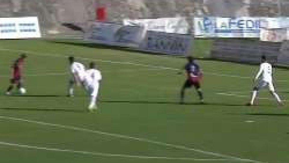 L'Aquila-Santarcangelo 1-1L'Aquila-Santarcangelo 1-1