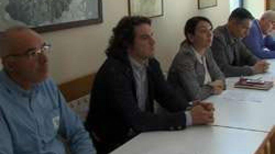 la conferenza stampa dei Capitani di CastelloSan Marino: Capitani sul piede di guerra, non ci sono i soldi per il paese ma si raddoppia il finanziamento ai partiti