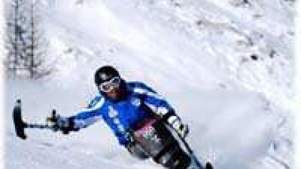 Paraplegico diventa maestro di sci, è il primo in Italia