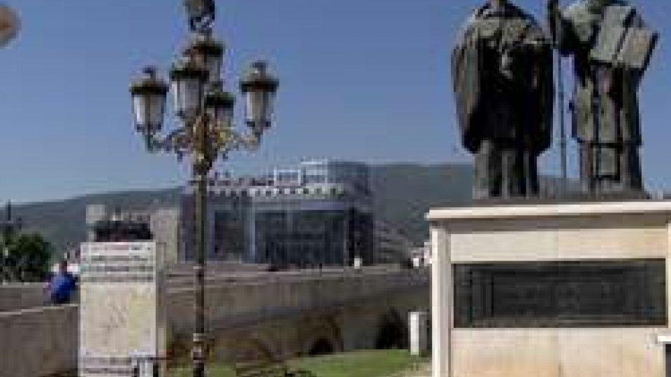 Skopje, la città slava che vorrebbe essere ellenicaSkopje, la città slava che vorrebbe essere ellenica