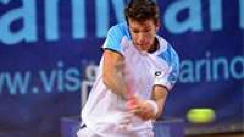 Tennis. Quinzi-Virgili battono Martin-Mertl