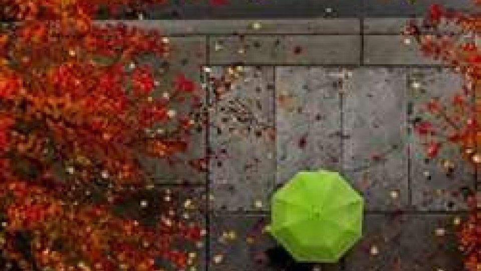 Meteo: fino a mercoledì pioggia, poi migliora