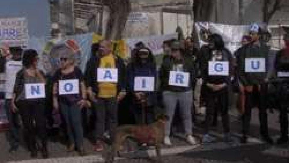 A Rimini il flash mob per l'Adriatico