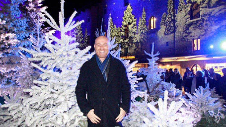 Ufficio Turismo: Il Natale delle Meraviglie a San Marino: Rudy Zerbi accende l'entusiasmo e le emozioni dei numerosissimi visitatori